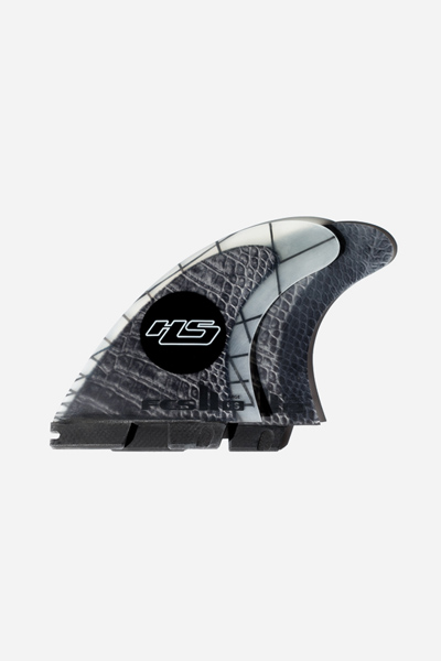 [서프보드핀]FCS II HS PC Carbon Tri Retail Fins