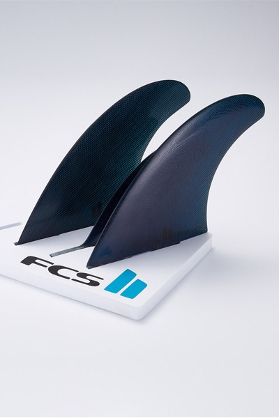 [2 in 1 핀]FCS II POWER TWIN + STABILISER FINS